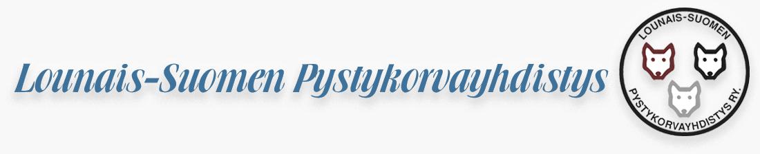 Lounais-Suomen Pystykorvayhdistys ry